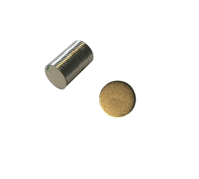hält 0,5 kg Neodym N35 20 x Quadermagnet selbstklebend 10 x 10 x  1mm